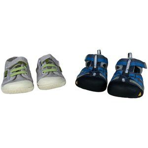 Keen Baby Shoe Sneaker and Sandal Set